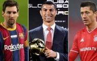 Từ Messi đến Ronaldo: Top 10 'oanh tạc cơ' trong năm 2020