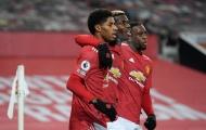 Man Utd đấu Aston Villa: Bộ tứ tấn công xung trận
