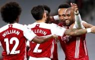 Đội hình ra sân Arsenal đấu West Brom: Bộ ba 'L.A.P' gánh vác hàng công?