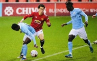 'Ngọc quý' Man Utd chỉ thẳng 4 ngôi sao thân thiết nhất ở đội một