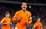 HLV đội tuyển Hà Lan tự tin Van Dijk có thể tham dự VCK EURO