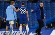 Chelsea vỡ trận trước thử nghiệm táo bạo của Pep Guardiola