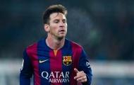 Đội hình xuất sắc nhất năm của L'Equipe: Gạch tên Messi