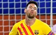 Messi múa karate bất thành, đá bay cơ hội ngon ăn