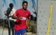 Barca nhận cú hích cực lớn trước màn đại chiến với PSG