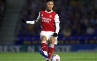 CHÍNH THỨC! 'Kẻ làm Arteta phát chán' rời Arsenal