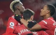 Sau vòng 17 Premier League: Liverpool run rẩy, M.U bứt tốc; Điên rồ Top 4