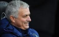 Trò cưng tỏa sáng, công lớn không của riêng Mourinho