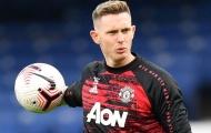 Dean Henderson: 'Đêm nay, Man Utd phải nhuộm đỏ thành Manchester vì... '