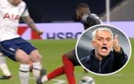 Hojbjerg đổ máu trên sân, Mourinho gửi thông điệp đến cầu thủ Brentford