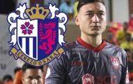 4 ngôi sao châu Âu từng khoác áo Cerezo Osaka - CLB mới của Đặng Văn Lâm
