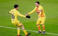 Đánh bại Athletic Bilbao, Koeman tìm ra đối tác lợi hại cho Messi
