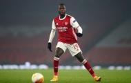 Không được Arsenal mua, 'bom tấn hụt' nói thẳng 1 câu về Pepe