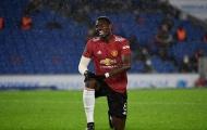 Đối tác chùn bước, Man Utd có được sao thay Pogba ngay trong chợ Đông?