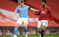 Man Utd thua Man City: Quỷ đỏ tìm thấy điều 'hay' giữa muôn điều 'dở'