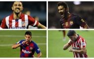 Suarez - David Villa và những sự trùng hợp không tưởng