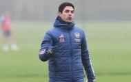 Arteta chuẩn bị đưa 'kẻ nổi loạn' trở lại Arsenal
