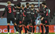 Vùi dập đội trẻ, Liverpool rửa được mối hận tại Villa Park