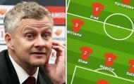 Loại Fernandes, Man United sẽ dùng đội hình nào tại FA Cup?