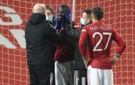 Cản Eric Bailly trở lại sân, đội ngũ y tế Man Utd được khen ngợi