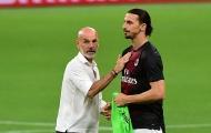 CHOÁNG! Ibrahimovic 'đi đường quyền' với HLV Milan