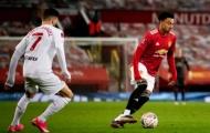 'Thủ quân tương lai' lập công, Man Utd chật vật đánh bại đội hạng Nhất