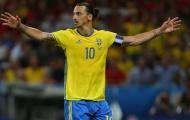 'Tôi hy vọng Ibra có thể trở lại khoác áo ĐT Thụy Điển tại VCK EURO'