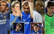Kepa lọt Top 10 'cục nợ' đình đám nhất của Chelsea