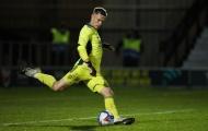 Bruno Fernandes hài lòng trước quyết định của Man United