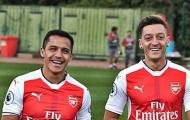 Ozil chọn ra 10 đồng đội Arsenal đỉnh nhất: Sanchez, 'kẻ lạc lối' góp mặt
