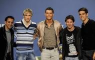 Ngày này năm xưa: Kaka, Torres, Messi như boy band trong đêm vinh danh Ronaldo