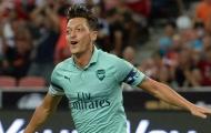 Sắp rời Arsenal, nhưng châu Âu vẫn chưa ai sánh bằng Mesut Ozil