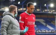 Bị Man Utd vượt mặt, Liverpool rục rịch tìm người thay Van Dijk