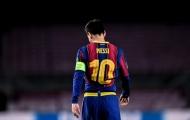 HLV Koeman không chắc Messi sẽ tham dự trận chung kết Siêu cúp