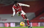 5 điểm nhấn Arsenal 0-0 Palace: Pháo thủ lệch biên, 2 mặt của Xhaka