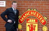 Những hình ảnh đáng nhớ của Rooney ở M.U: Khiêu khích trọng tài, ngả bàn đèn tung lưới Man City