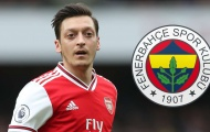 Sau tất cả, Mesut Ozil đã chia tay Arsenal