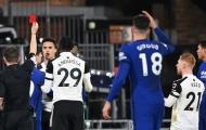 Cận cảnh pha vào bóng ghê rợn trong trận Fulham 0-1 Chelsea