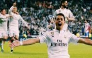 Eden Hazard còn kém hơn Chicharito ở Real Madrid
