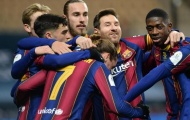 Koeman hé lộ lý do để Messi đá chính, Griezmann điên tiết sau trận thua