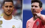 Từ Messi đến Hazard: 10 cầu thủ lừng danh từng được Arsenal liên hệ
