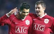 """Juve thảm bại trước Inter, Ronaldo bất ngờ có động thái """"lạ"""" với Man Utd"""