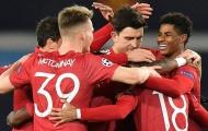 3 'họng pháo' Man Utd giúp Solskjaer phá lưới Fulham: Đội trưởng tương lai
