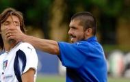 'Tôi đã tát Pirlo còn nhiều hơn cả cha cậu ấy'