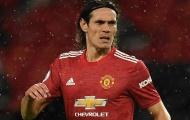Solskjaer lên tiếng, quá rõ số phận của Edinson Cavani tại Man Utd
