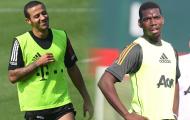 CĐV Man Utd mỉa mai Thiago: 'Kém xa Pogba, chỉ ngang tầm McTominay'