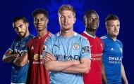 Siêu máy tính dự đoán Premier League: Thành Manchester đổi ngôi