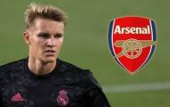 Thu nhập của Martin Odegaard tại Arsenal là bao nhiêu?