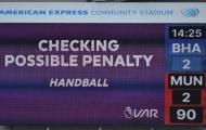 BXH EPL không VAR: Man United bị tụt hạng; ai đứng đầu?