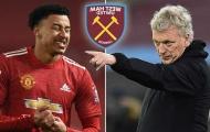 David Moyes muốn tái ngộ với ngôi sao của Man Utd